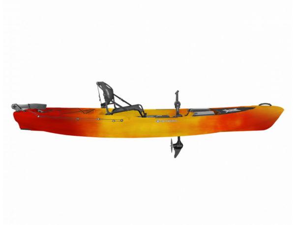купить каяк для рыбалки pescador pilot 12.0
