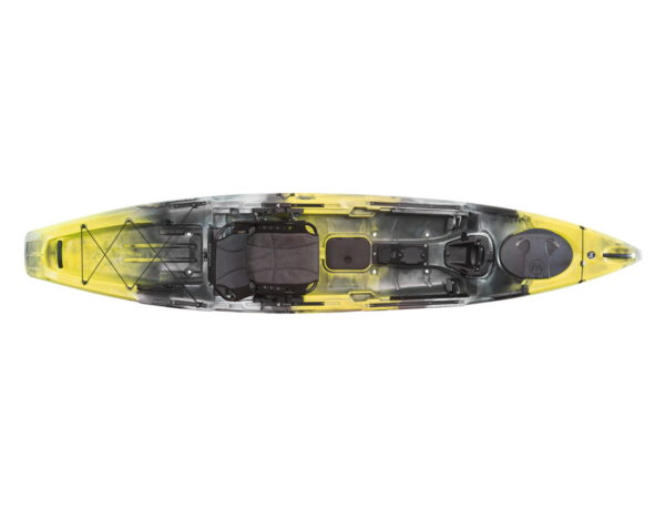 Каяк для рыбалки Wilderness Radar