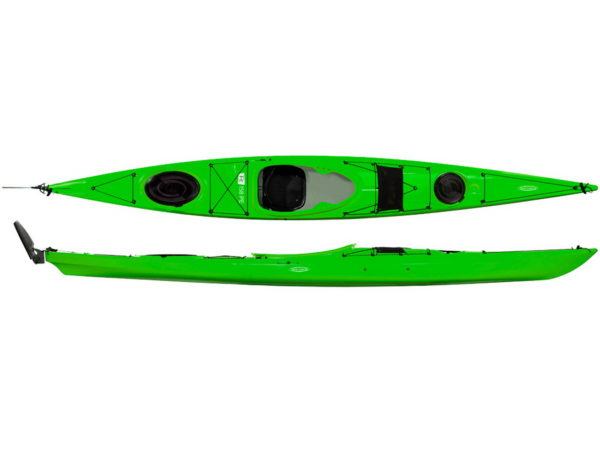Морской каяк Tahe Marine FIT 158 green