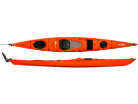 Tahe Marine FIT 158 orange