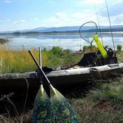Рыболовные весла
