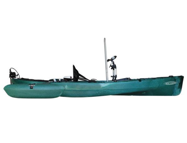 Каяк для рыбалки Tahe Marine Fit 123 Angler Motor