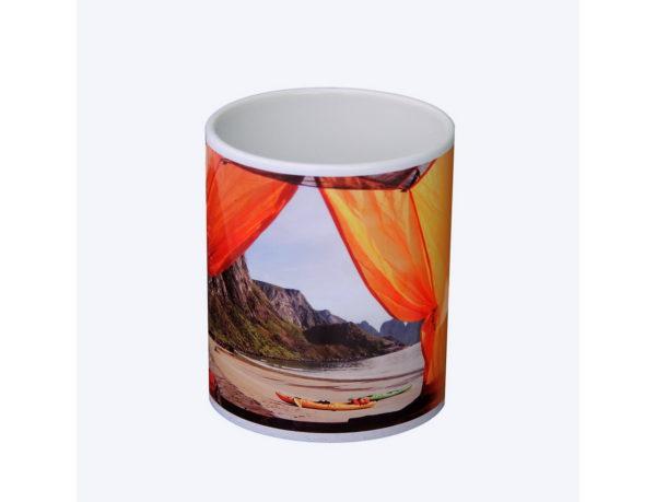 Кружка сувенир керамическая