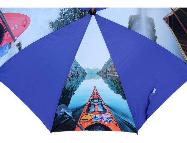 Зонт-трость PADDLER.RU