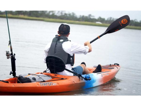 Весло рыболовное Wilderness Alpha Angler Carbon