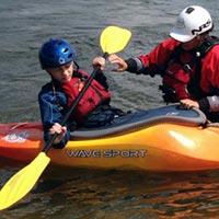 Детские весла для бурной воды