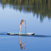 Весла для SUP
