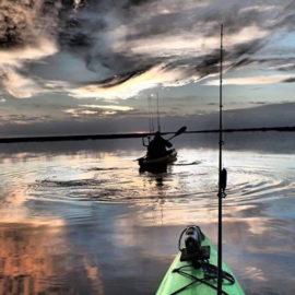 Рыболовные лодки Sit Inside
