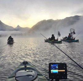 Рыболовные лодки Sit-On-Top
