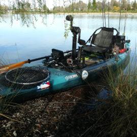 Лодки с педалями