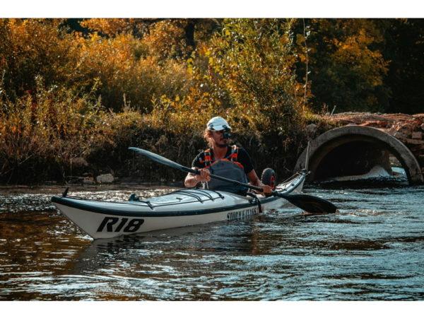 Каяк морской Storm Kayak R18