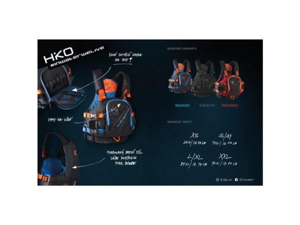 Спасжилет Hiko Guardian 3.D